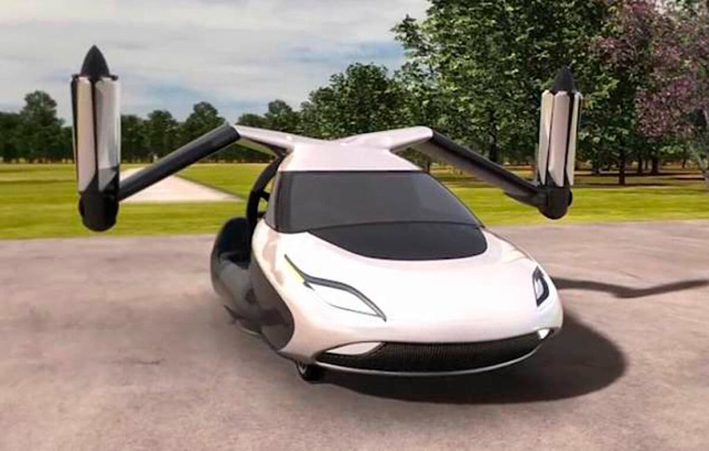 World S First Flying Car Transition To Go On Sale This Month Intelligent Living
