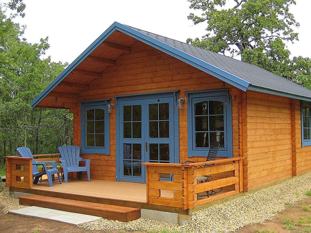 Amazon Sells Do It Yourself Tiny House Kit That Takes Only 2 Days
