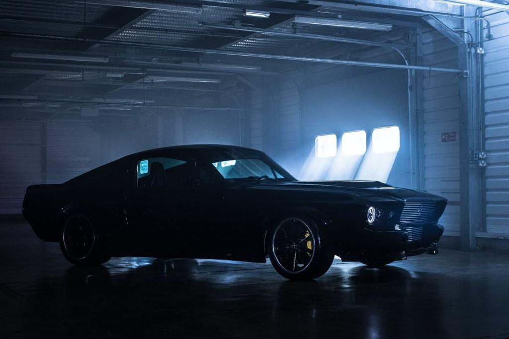 Ford Mustang EV