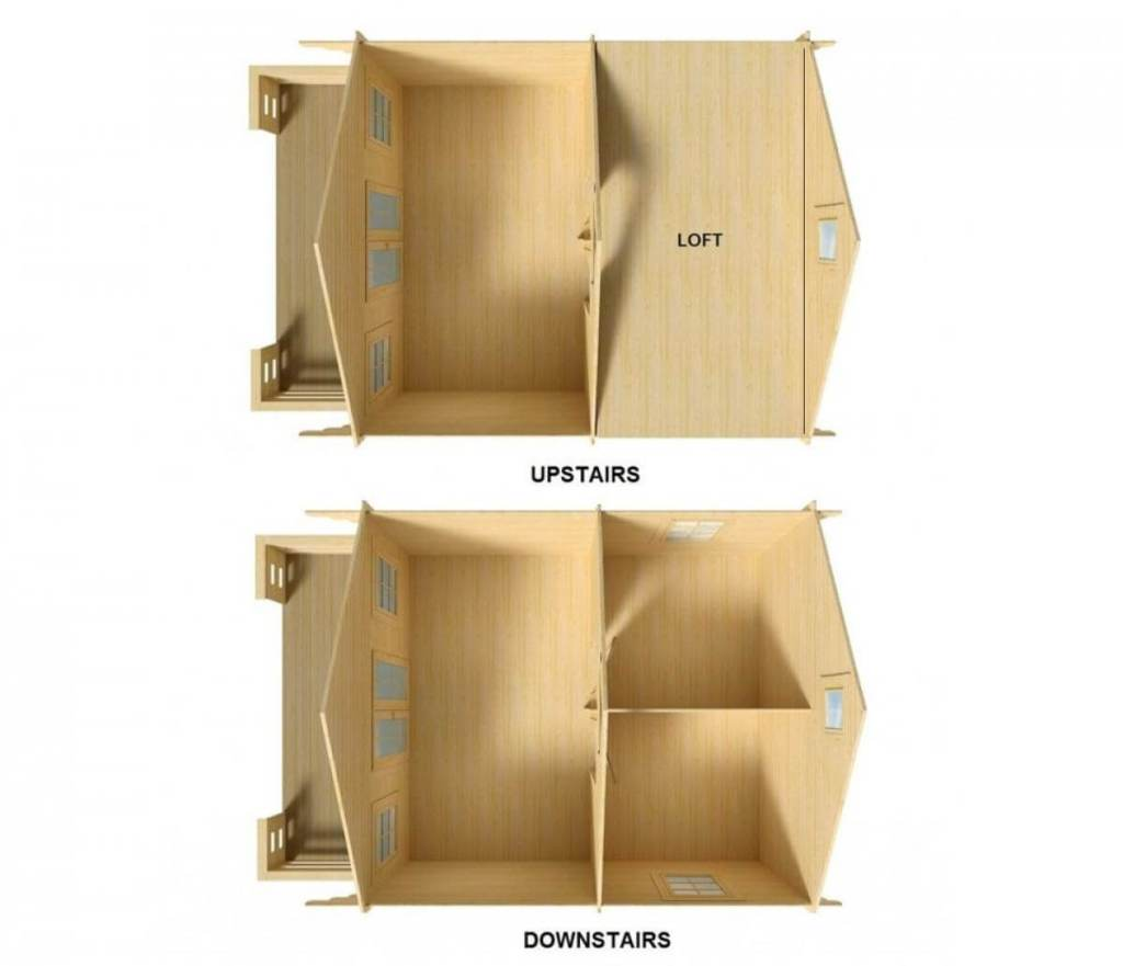 Amazon Sells Do It Yourself Tiny House Kit That Takes Only 2