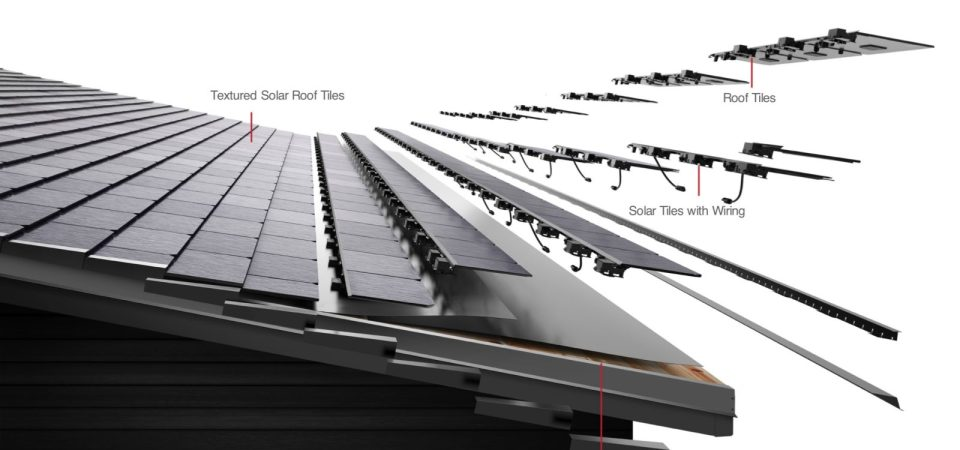 Tesla S New Solar Roof Cheaper Than A Regular Roof With