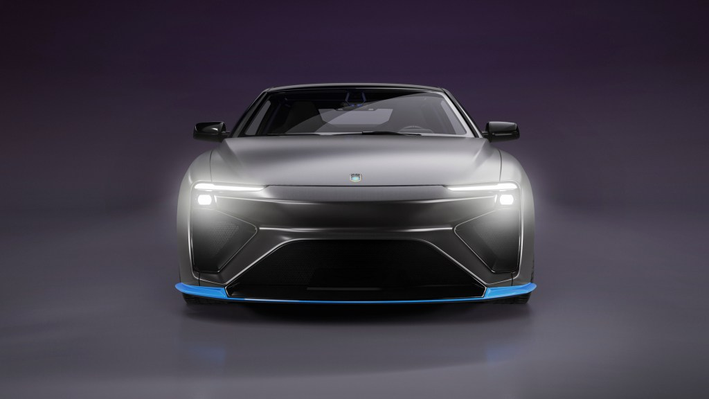Nathalie: A First Edition Methanol Fuel-Cell Supercar With 745 Mile Range