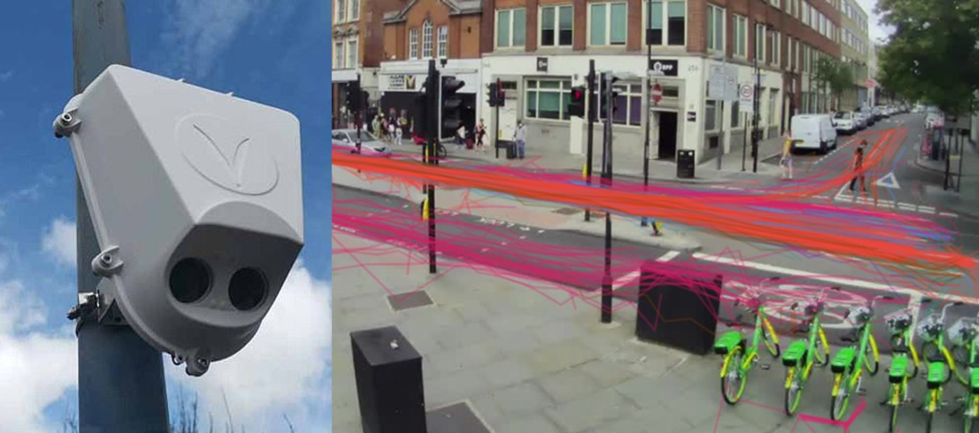 Cameras Installed All Over The UK To Monitor Social-Distancing