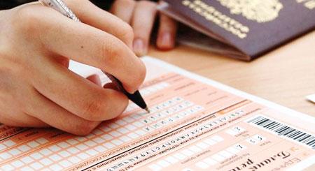 На ЕГЭ по русскому языку не явились 205 человек