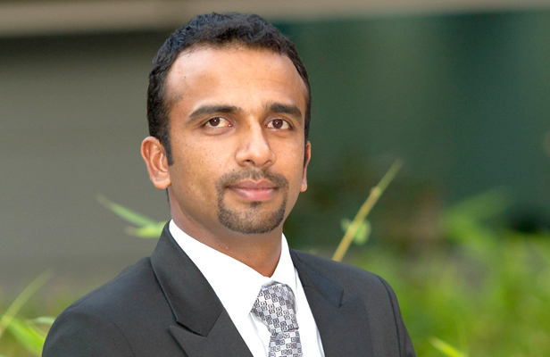 Pradeesh VS joins du to drive managed security services