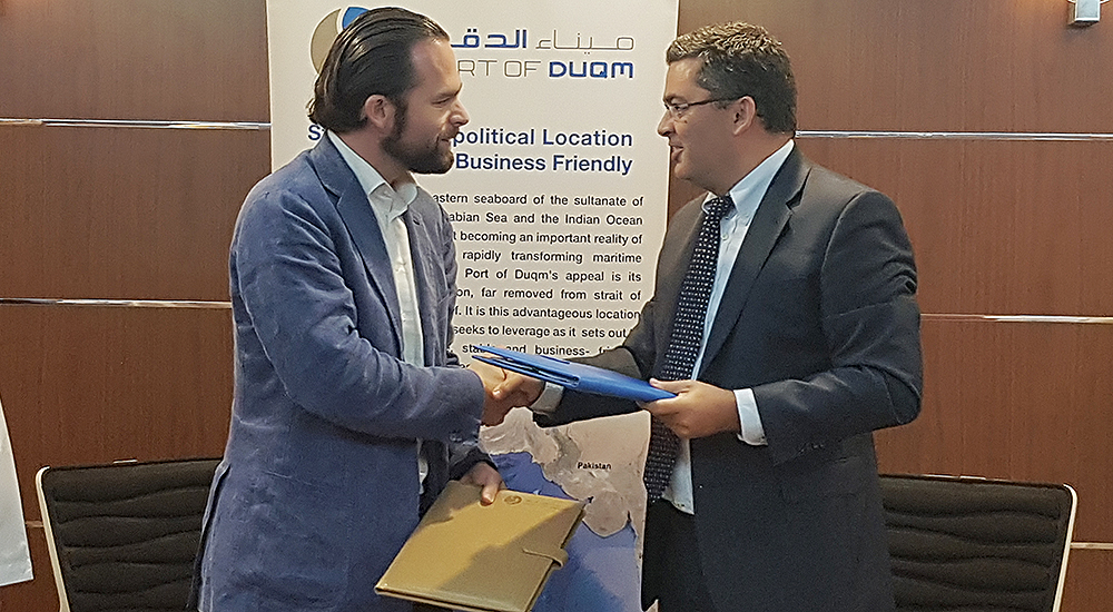 Envecon to lead IFS implementation at Port of Duqm, Oman