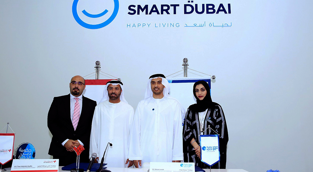 Smart Dubai Government signs solution MoU with Emaratech