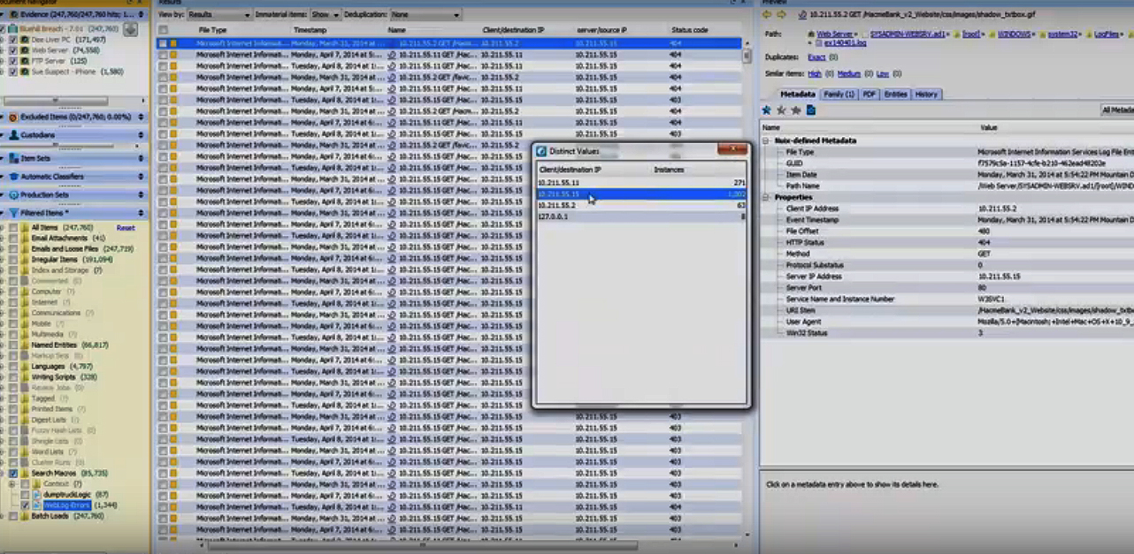 Ingram Micro to distribute Nuix forensics software across META