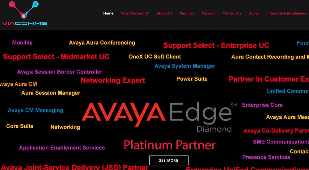 Kuwait based Viacomms receives highest title under Avaya Edge