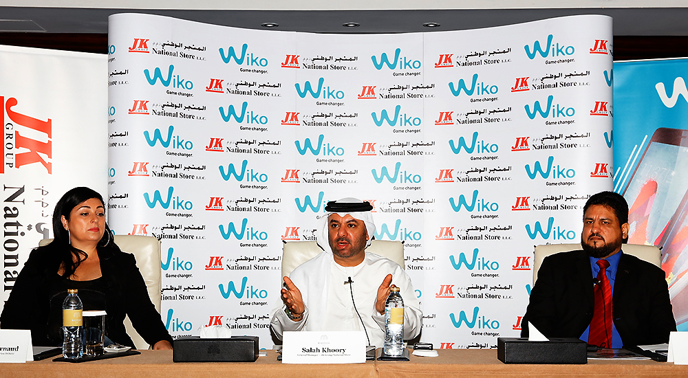National Store signs up as distributor for Wiko mobiles in UAE