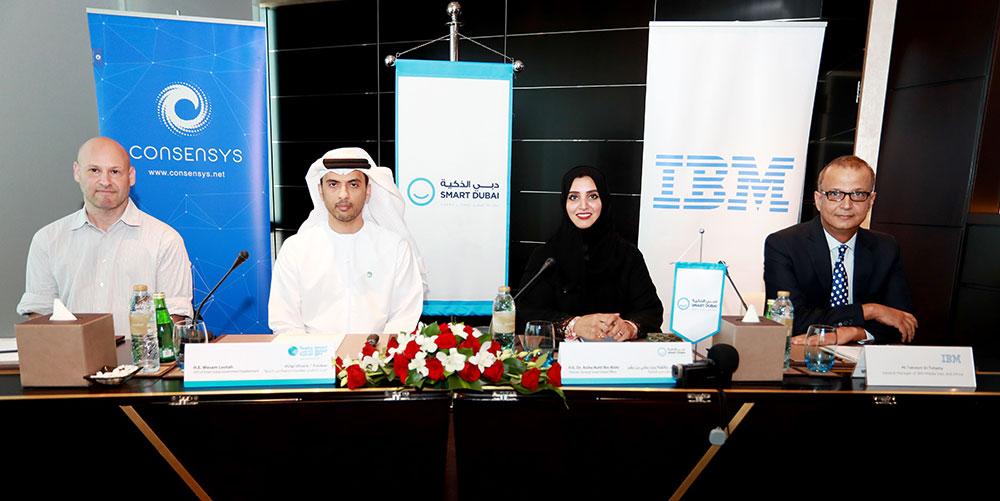 Smart Dubai kicks off first citywide implementation of Blockchain