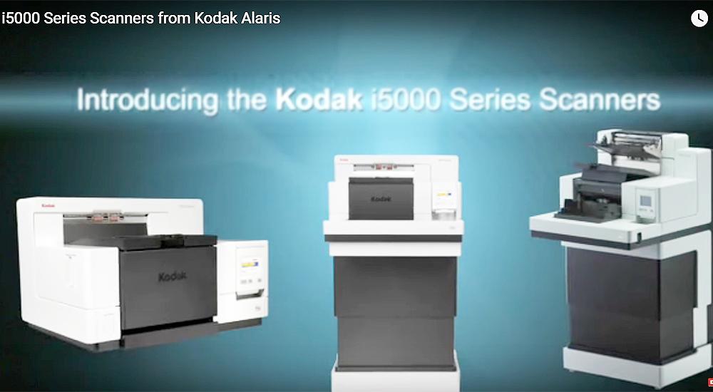 Buyers Laboratory recognises Kodak Alaris scanner series and software