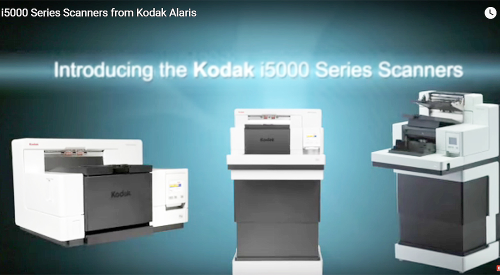 Buyers Laboratory recognises Kodak Alaris scanner series and software