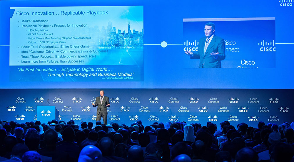 Digital disruption for business success tops agenda at Cisco Connect UAE 2017