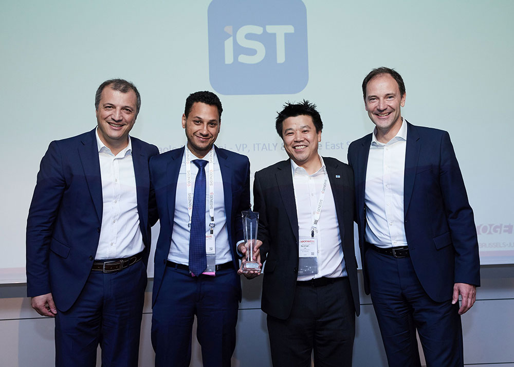 IST recognised by Genesys as Middle East Partner of the Year