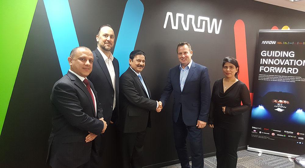 Ixia and Arrow Electronics expand relationship to include EMEA