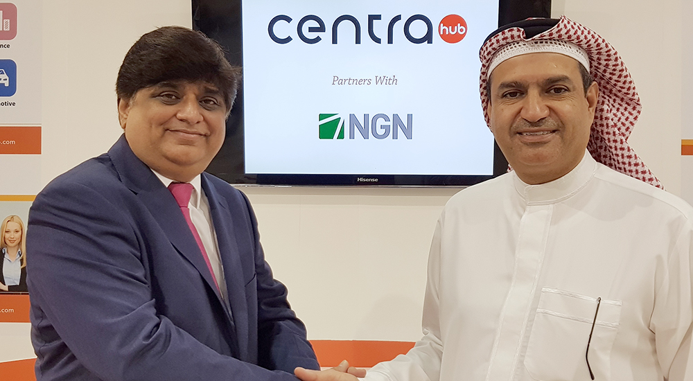 NGN International partners with Centra Hub for process integration