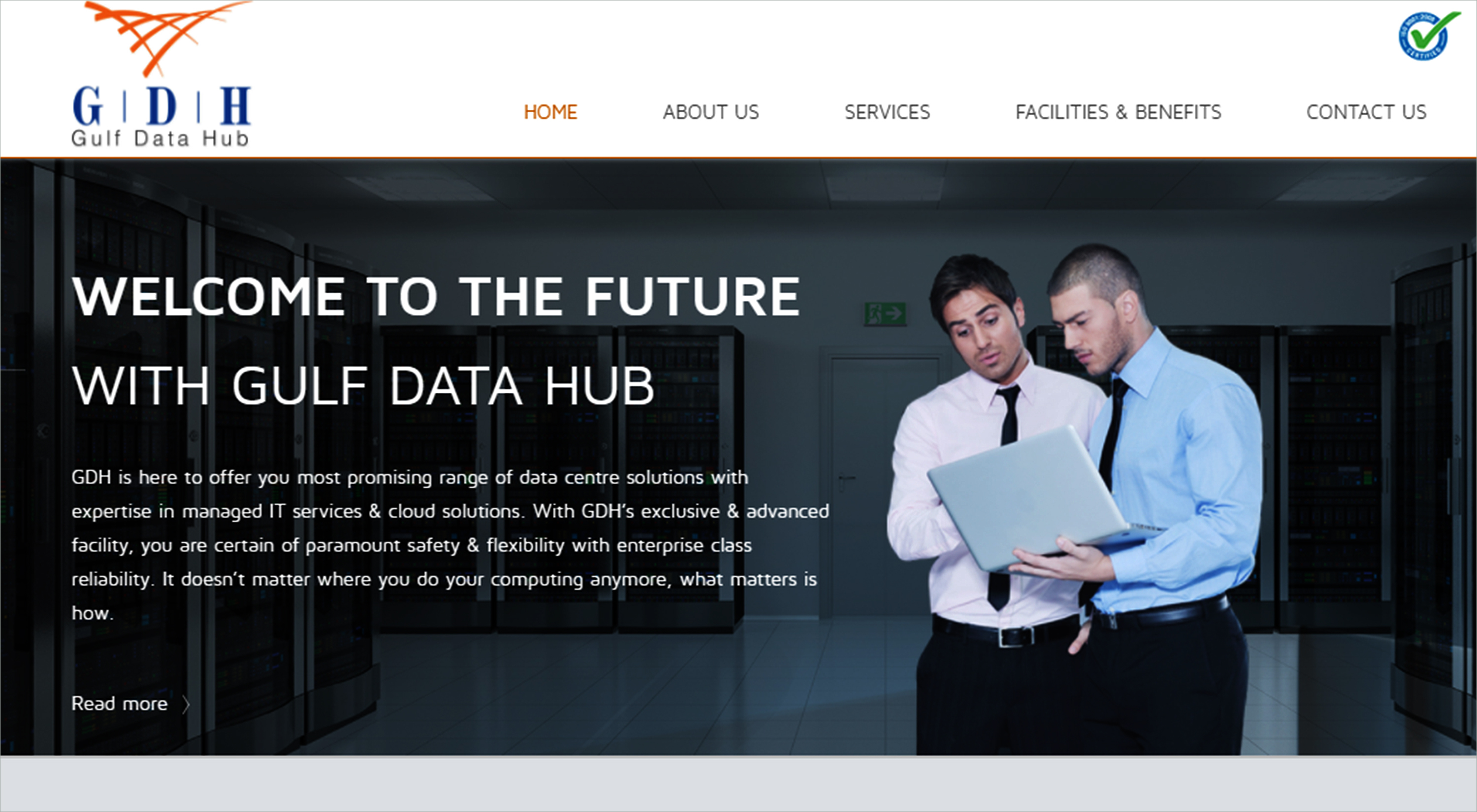 Etisalat exclusively leases wholesale data capacity from Gulf Data Hub