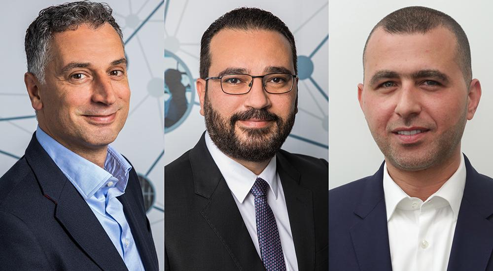 Saeed Agha, Mohammad Chabayta, Fayez Eweidat, join Juniper Networks