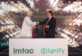 IMTAC and SIGNIFY (Philips Lighting) sign partnership for empowering smart cities in Oman