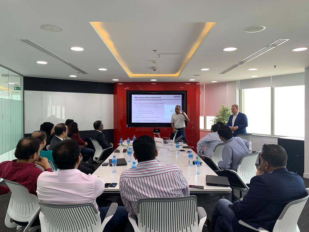 TechAccess holds joint partner enablement session with Hitachi Vantara and Veritas