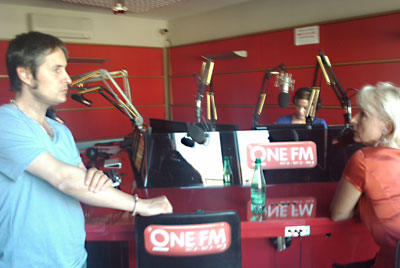 One FM On Air