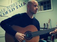 If Beale Street Could Talk: theme for guitar (Nicholas Britell)