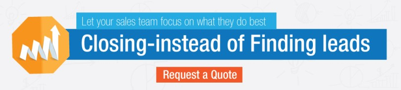 Let your sales team focus on what they do best