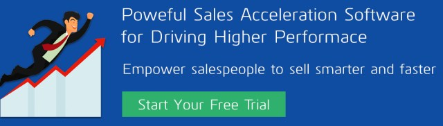 Get your free trial of Intelliverse Sales Acceleration Software