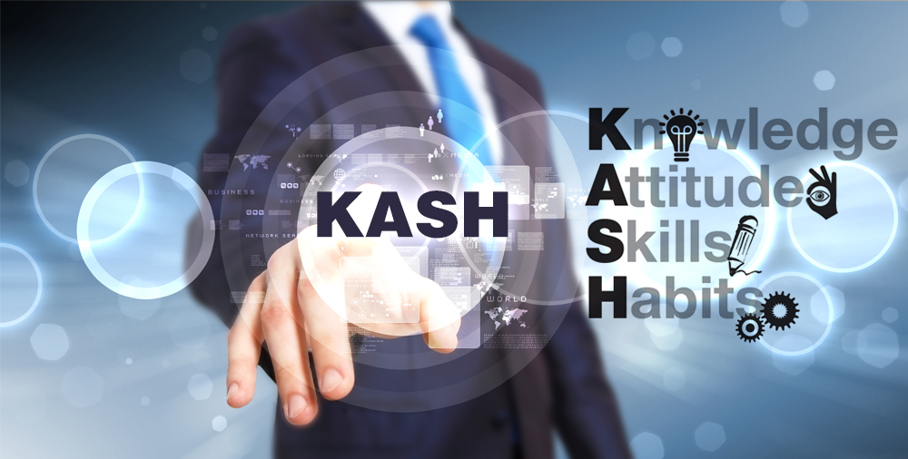 knowledge  attitude  skill  and habits  kash   u2013 for success in sales