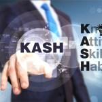 Knowledge, Attitude, Skill, and Habits (KASH)