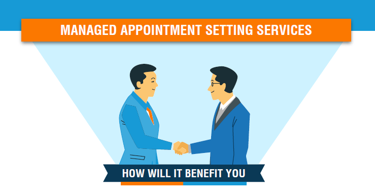 Appointment Setting Service Infographic