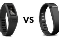 Garmin Vivofit vs Fitbit Flex – Which is the Best Smartwatch?