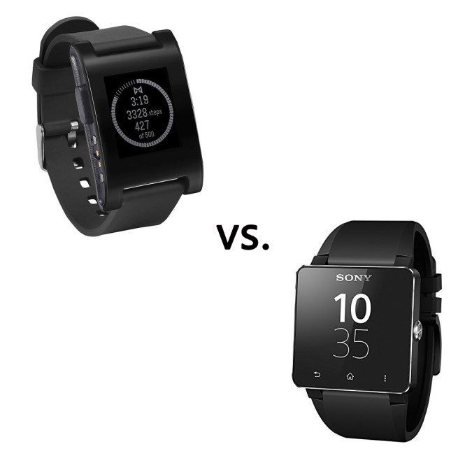 Sony Smartwatch 2 vs Pebble – Which is Better?