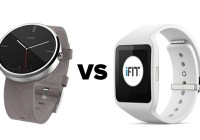 The Moto 360 vs Sony Smartwatch 3 – Two Popular Smartwatches Compared