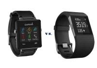 Garmin Vivofactive vs Fitbit Surge – Battle of the Activity Trackers