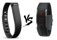 Polar Loop vs Fitbit Flex Activity Tracker Comparison