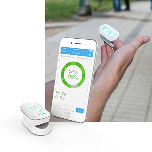 The Best Fingertip Pulse Oximeters for 2018 - Intelliwatch