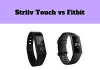 Striiv Touch vs Fitbit