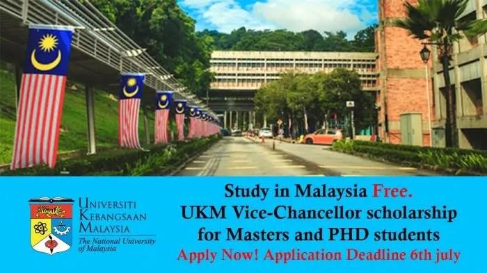 Study In Malaysia 2020 National University Of Malaysia Scholarship For International Students Intel Region