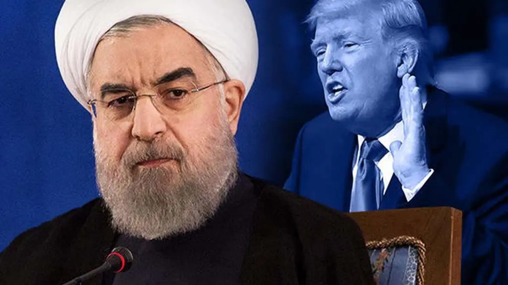 Rouhani and Trump