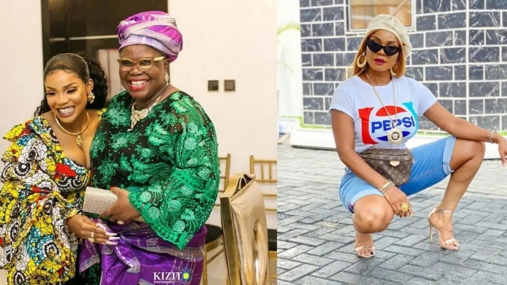 Actress, Iyabo Ojo mourns as she loses her mother