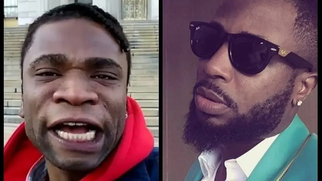 Speed Darlington Mocks Tunde Ednut After Losing His Instagram Account Video Intel Region I make a lot of money, i entertain you and give a lot. speed darlington mocks tunde ednut