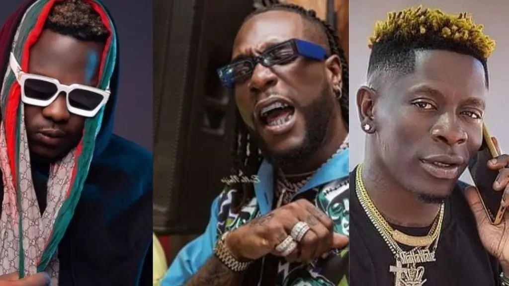 Never bite the hand that feeds you - Medikal, Shatta Wale, others drag Burna Boy (video)