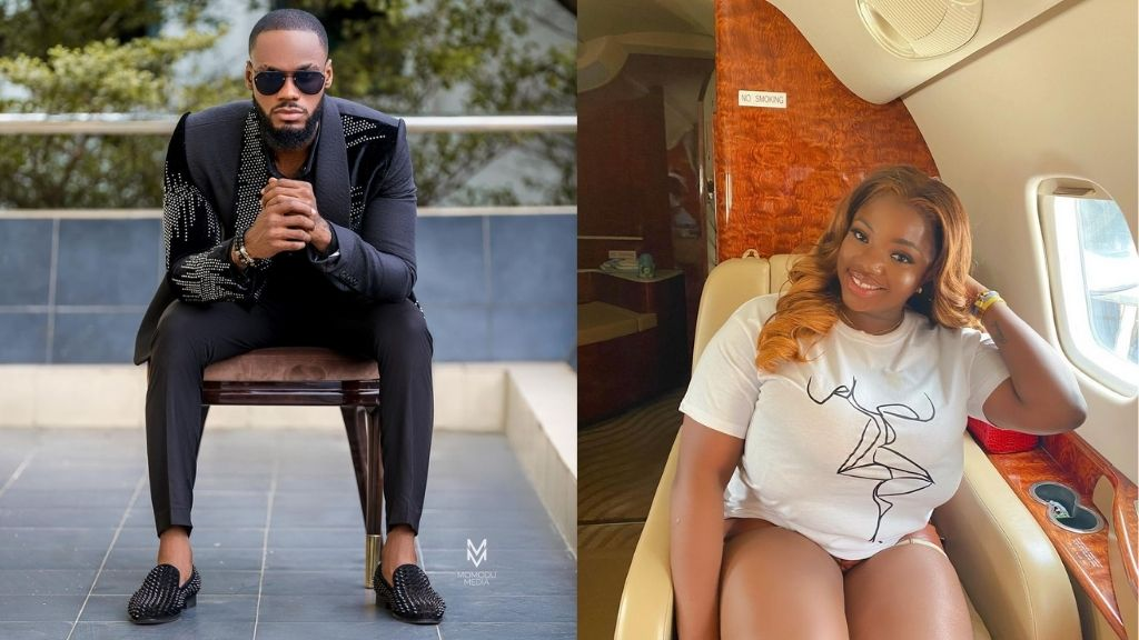 BBNaija_ Prince and Dorathy spotted having a good time together in Kenya (Video)