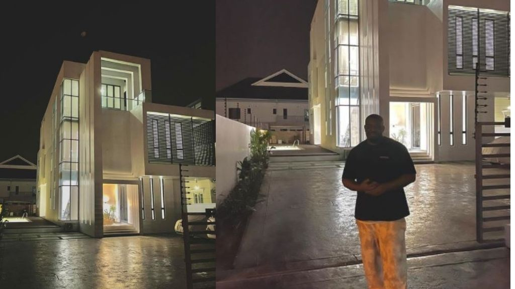 Don Jazzy acquires mouth-watering new crib in Lekki (photos)