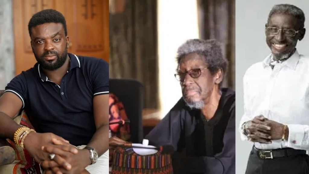 Sadiq Daba Had Oxygen Machine Under The Table While Acting In 'Citation' – Kunle Afolayan