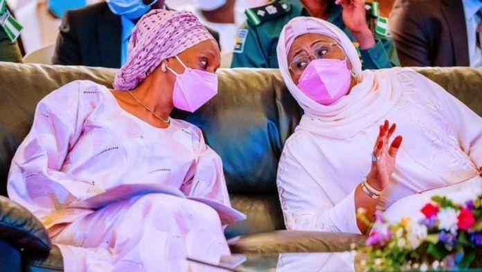 Aisha Buhari Book Launch 1