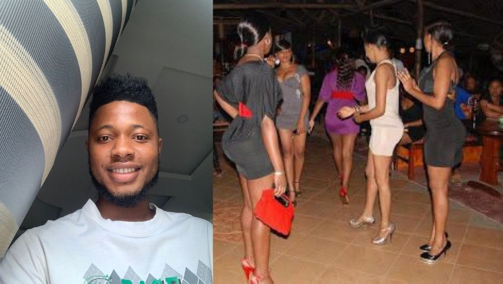 Having a girlfriend is more expensive than carrying a prostitute - Man cries out