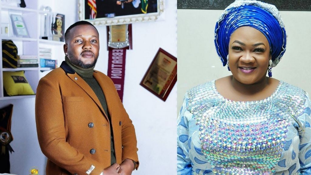 Alleged rape Yomi Fabiyi vows to lead protest that will ensure Princess is arrested